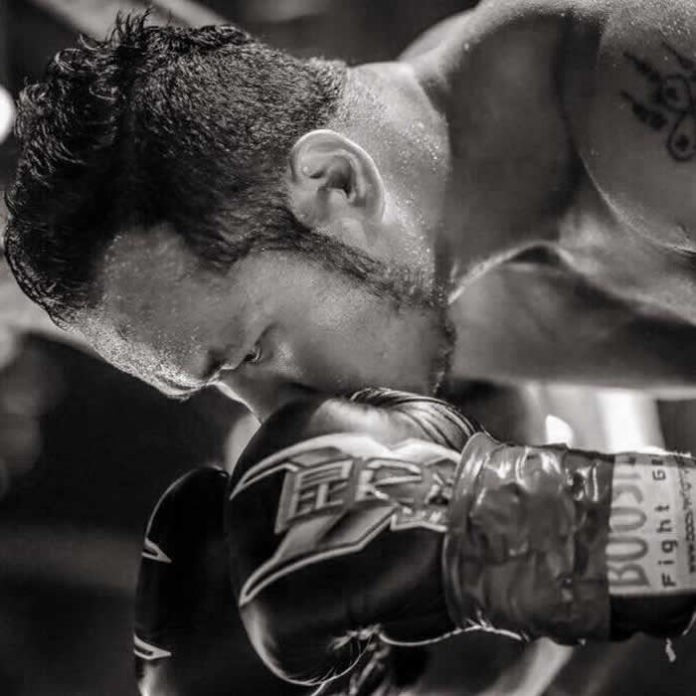 Denni's favourite Muay Thai idol Yodsanklai Fairtex who recently hung up his gloves. Photo courtesy of FightMag.com