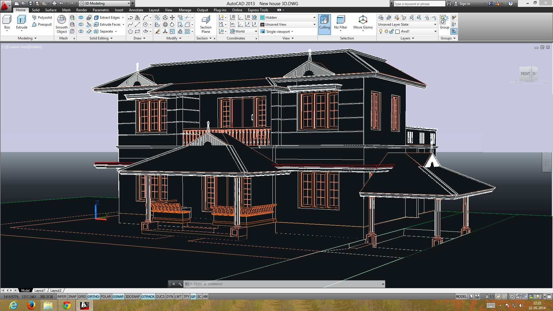 (Photo: Courtesy from http://www.cadcamengineering.net/autocad-3d-training-manual/) AutoCard software has been developed to ease their workload, Making imaginations come to life.