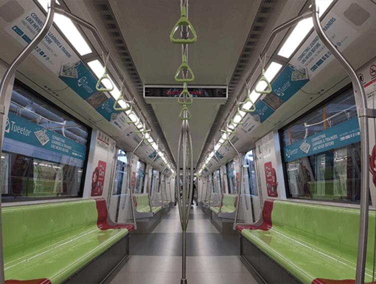 Ad Support (Subways)