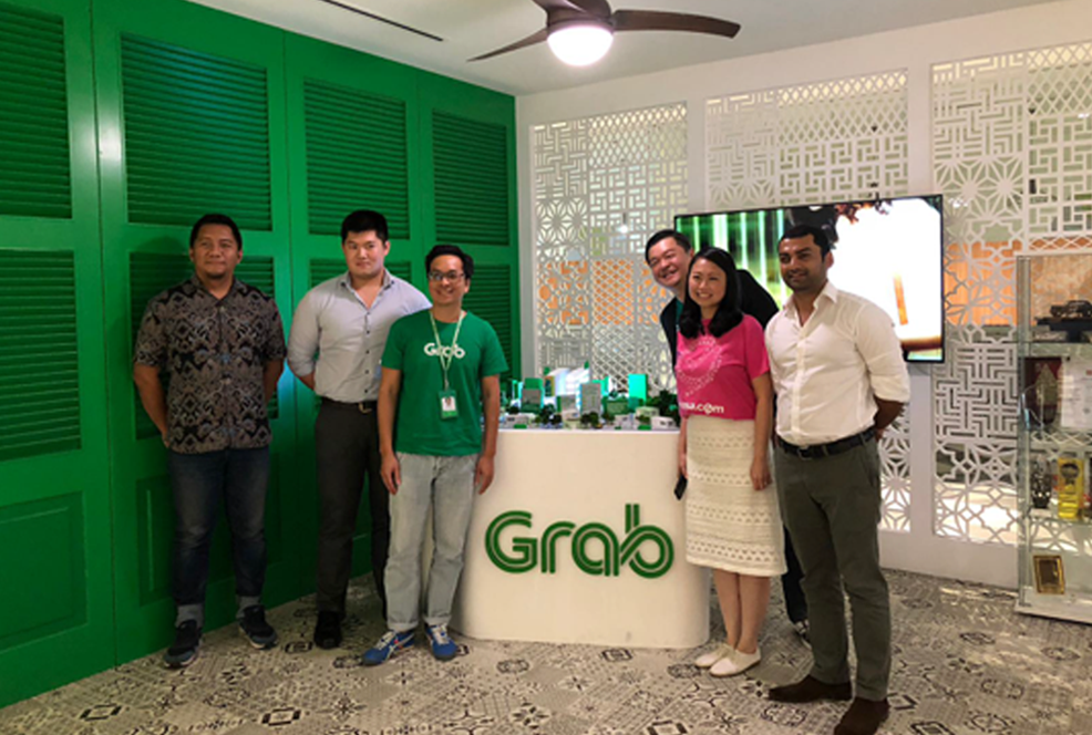 Grab Ventures Velocity Program 2018 Kickoff